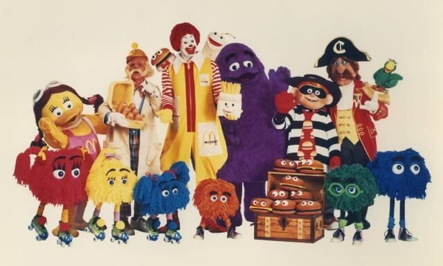 What Major Fast Food Chains Looked Like in the 80s (10 Photos)