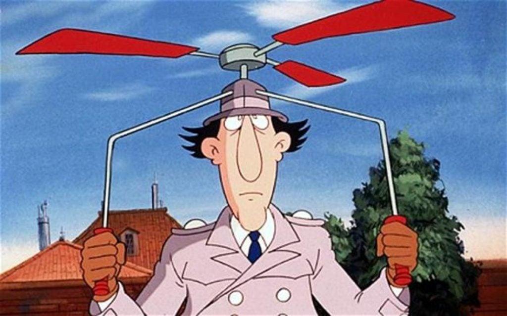 Still shot of Inspector Gadget