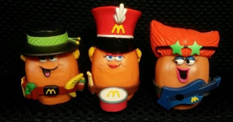 10 Happy Meal Toys You Wanted More Than The Happy Meal