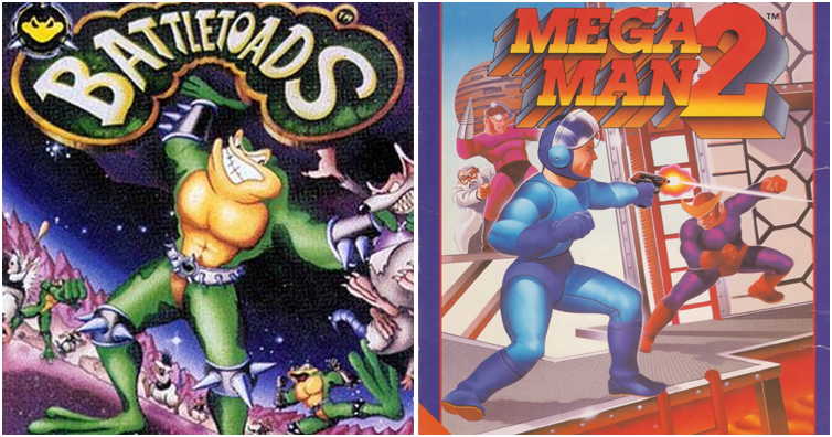 10 Nintendo Games That Will Bring You Back To The Late 80s Early 90s