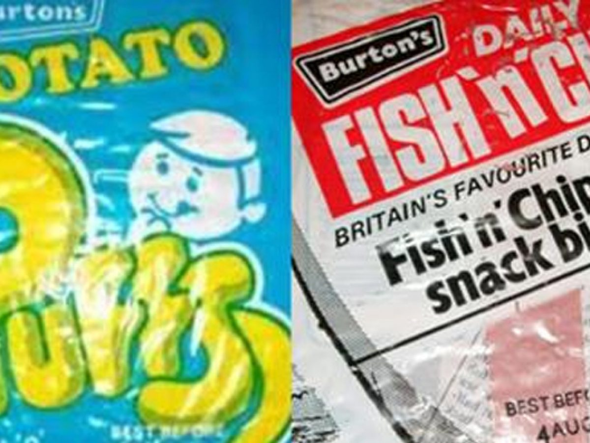 10 Crisps We All Loved From The 80s