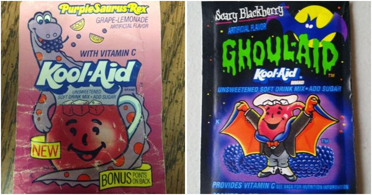 10 Kool-Aid Flavors We Miss From Our Childhood