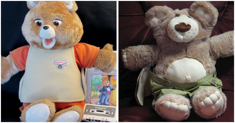 10 Of The Most Coveted Best Teddy Bears Of Our Youth