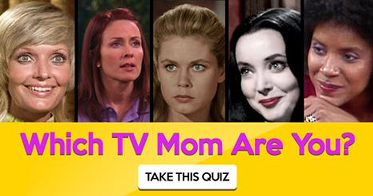 Test Yourself: Which TV Mom Are You?