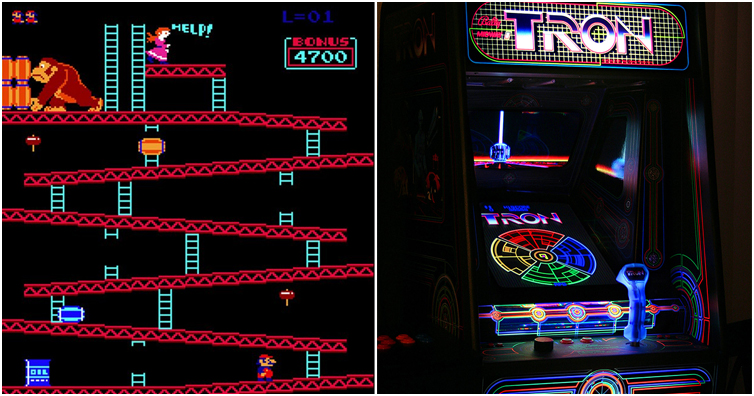 10 Video Arcade Games From The 80s That You Spent Hours Mastering!