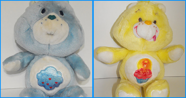 10 Of The Original Care Bears That We All Loved