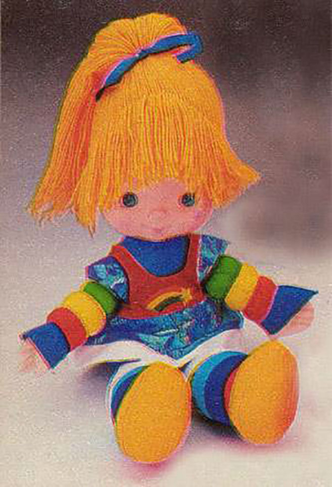 80s Toy Dolls : Toys every s kid desperately wanted for christmas