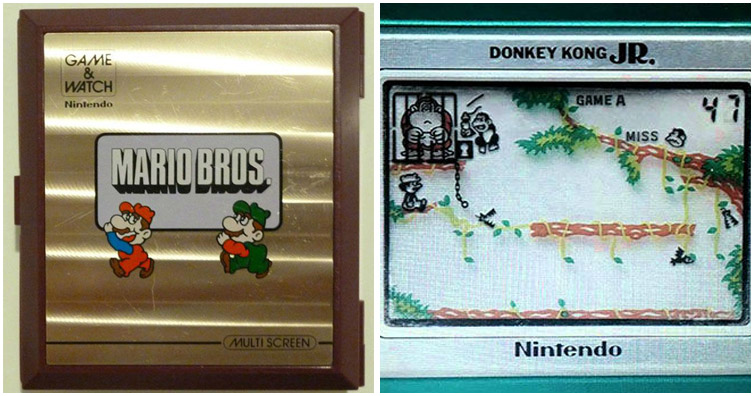 10 Game & Watch Games We Loved!