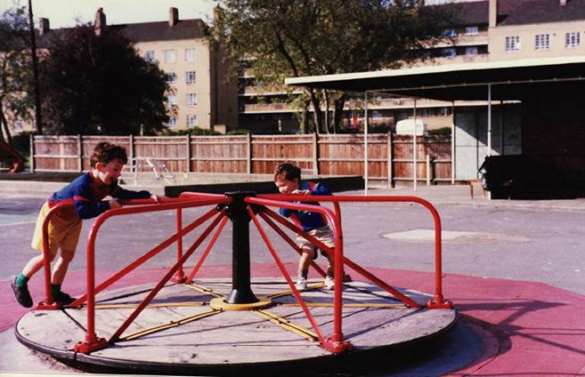 Playground equipment 2