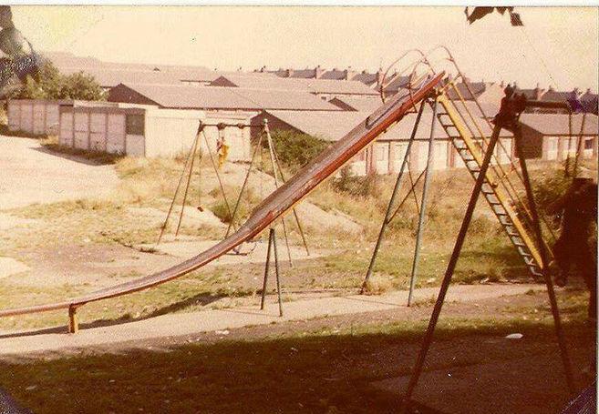 Playground equipment 4