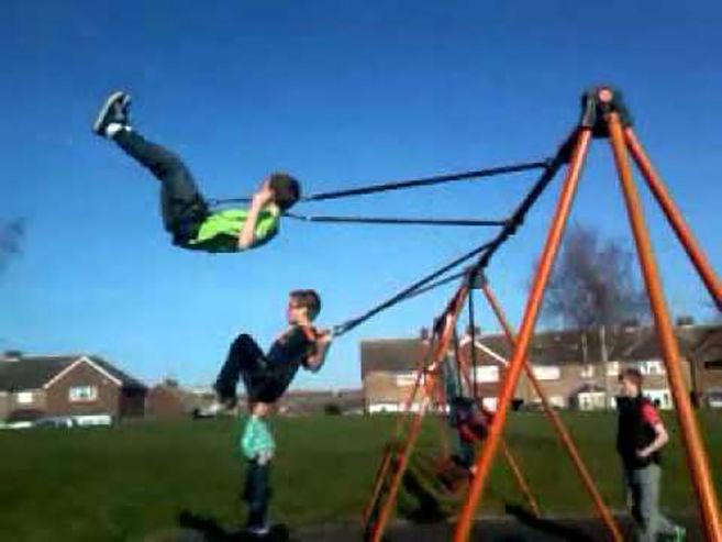 Playground equipment 5