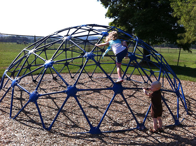 Playground equipment 6