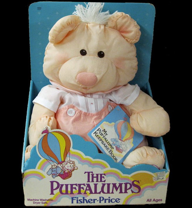 Squishy Toys From The 80s : 11 Soft Toys We Loved As Kids - Eighties Kids