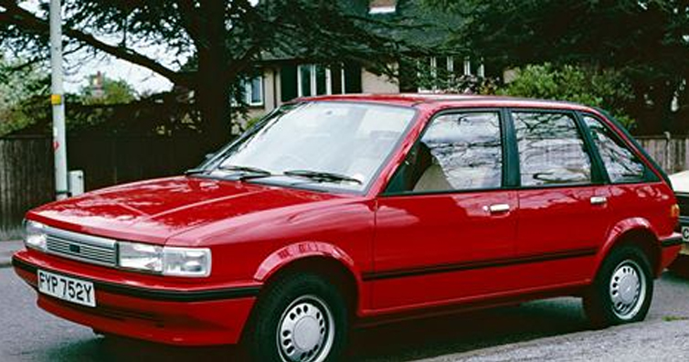 12 Cars You Or Your Family Might Have Owned In The 80s!