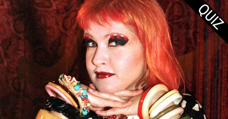 TEST YOURSELF: Can You Pass This Ultimate Cyndi Lauper Quiz?