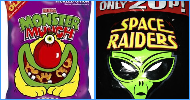 TEST YOURSELF: Can You Identify These British Crisps Without The Packet?