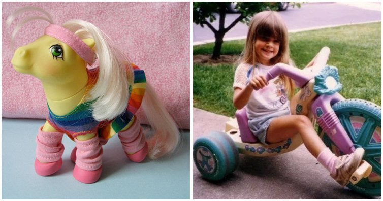 19 Toys Only 80s Girls Will Remember Wanting