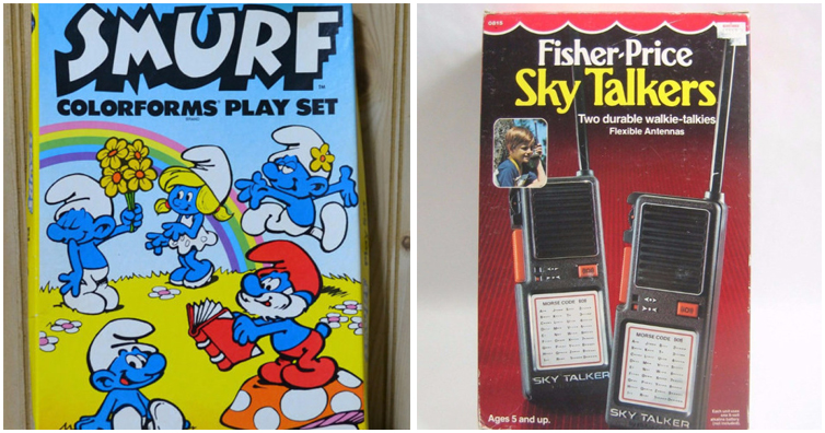 35 Things That Are Totally Memory Triggers For 80s Kids