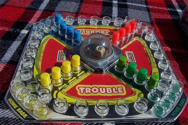 trouble 10 Games That Every 80s Kid Had