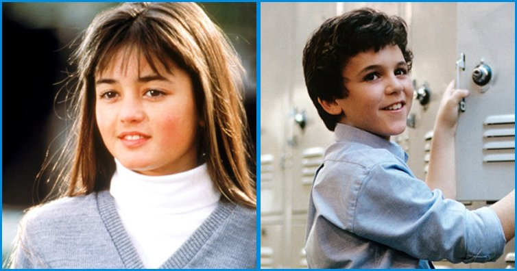 Check Out These 15 '80s Child Stars: Where Are They Now?
