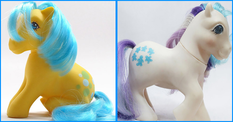 12 Of The Original My Little Ponies That We All Loved