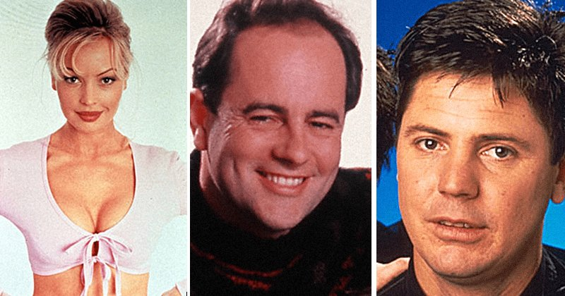Neighbours: Where are they now? (10 Photos)