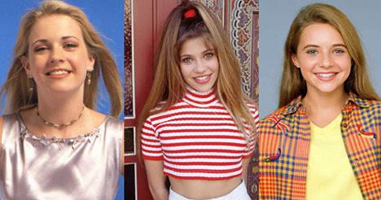 Hot Or Awkward? See How 20 Kids From TGIF Shows Look Today