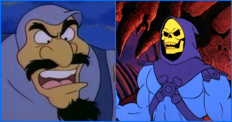 TEST YOURSELF: Try To Match These Villains To The Correct Cartoon?