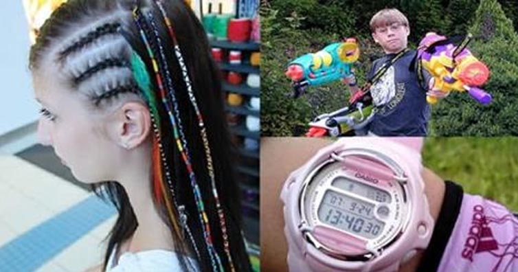 You Had to Have These Things to Be the Cool Kid in the '90s