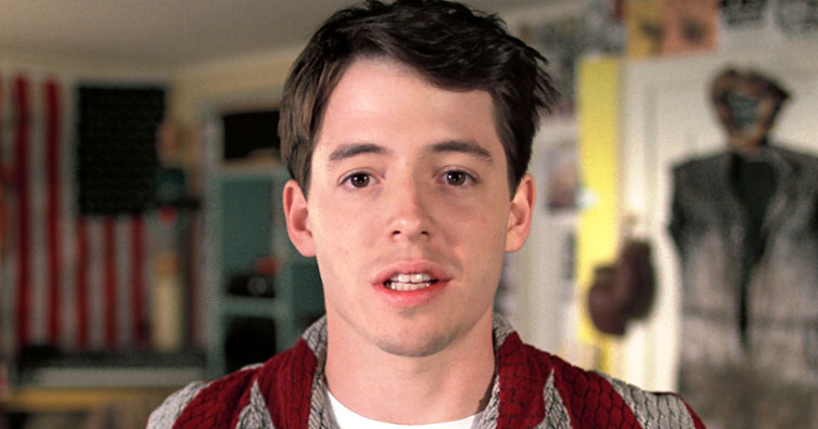 Can You Remember Ferris Bueller? You Won't Recognise Him Now!