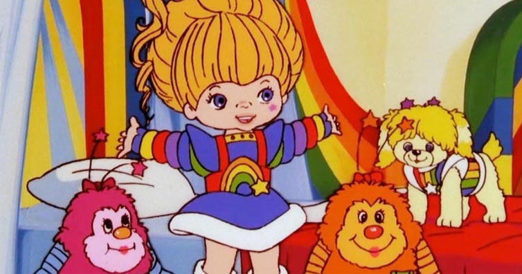 8 Cartoons That Every Girl In The 80s Loved