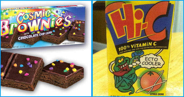 26 Gross Foods They Could Only Get Away With In The 90s