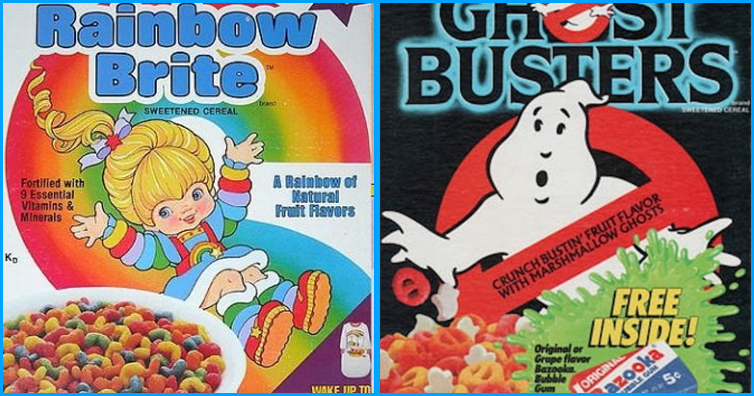 20 Short Lived Cereals From Our Childhood