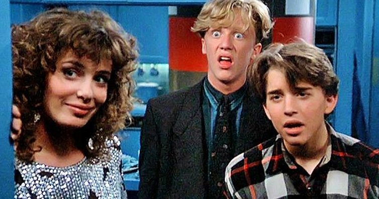 Here's What The 'Weird Science' Cast Has Been Up To, You Little Maniac