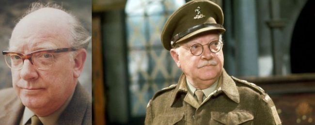 Arthur Lowe as Leonard Swindley