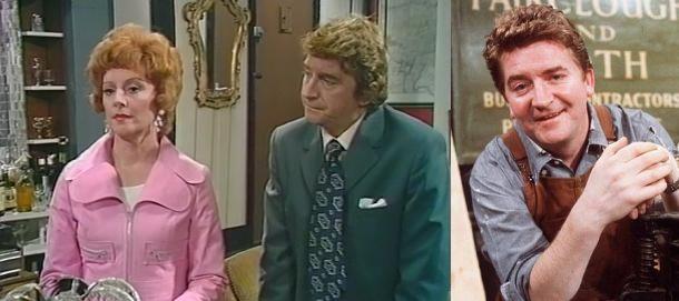 Peter Adamson as Len Fairclough