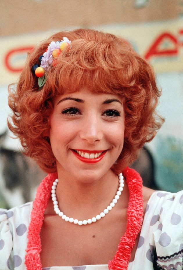 Didi Conn as Frenchy in Grease