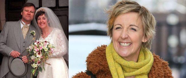 Julie Hesmondhalgh as Harold Patterson/Hayley Cropper in Coronation Street