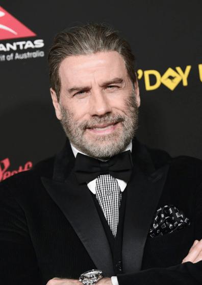 John Travolta in 2018