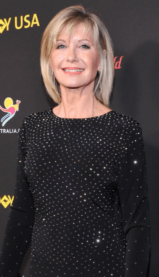 Olivia Newton-John in 2018