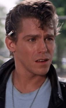 Jeff Conaway as Kenickie in Grease