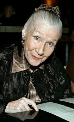 Dody Goodman before her death