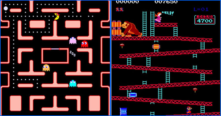 10 Video Arcade Games From The 80s That You Spent All Your Money On!