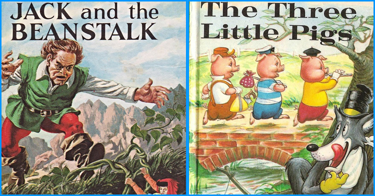 12 Books We Will All Remember From Our Childhood!