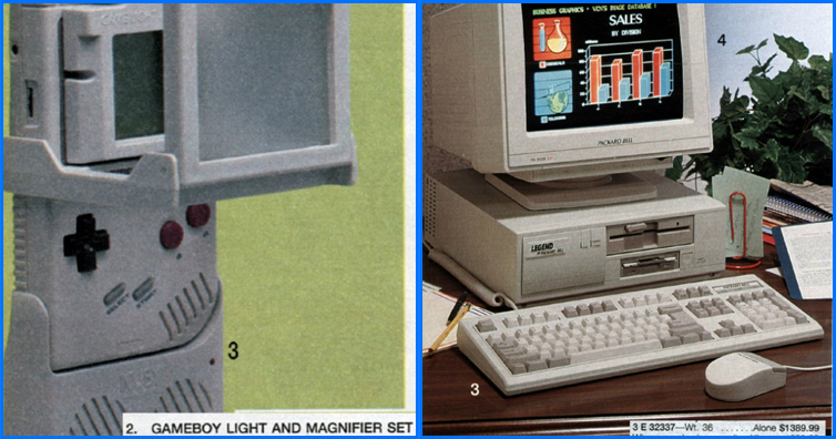 15 Radical Things That We Found In The 1991 Sears Catalog