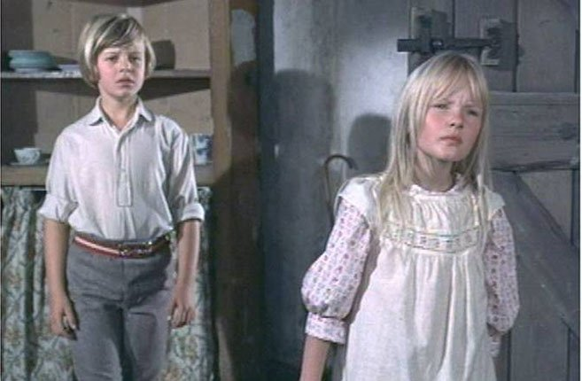 Heather Ripley and Adrian Hall in Chitty Chitty Bang Bang