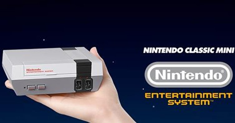 BREAKING: Nintendo To Launch Classic Mini NES Console This Christmas