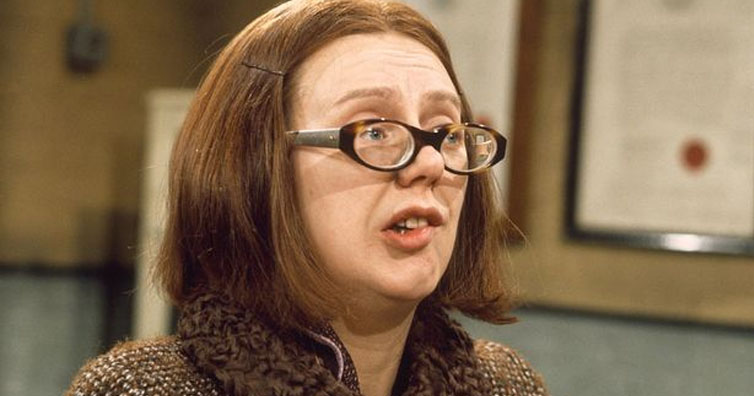 Do You Remember Olive From 'On The Buses'? Here She Is Now!
