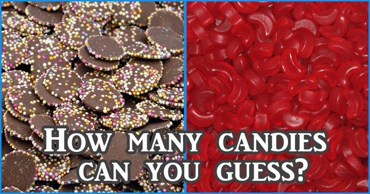 TEST YOURSELF: Can You Guess The 80s Pick N Mix?
