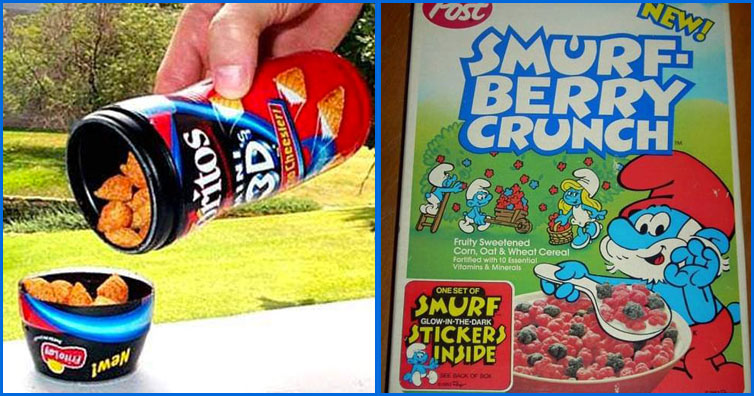12 Discontinued Snacks That We'd Love To Have Back!